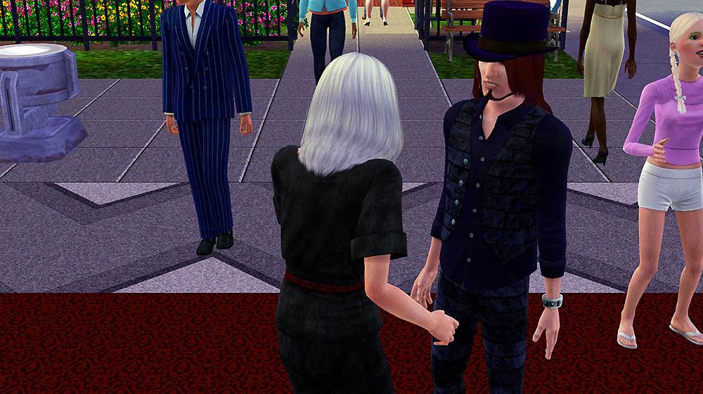 夕刻の紳士 -メイン世帯 1