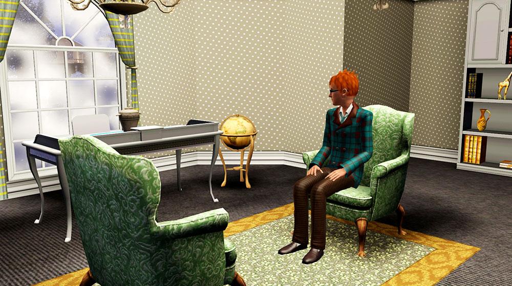 書斎の骨壺