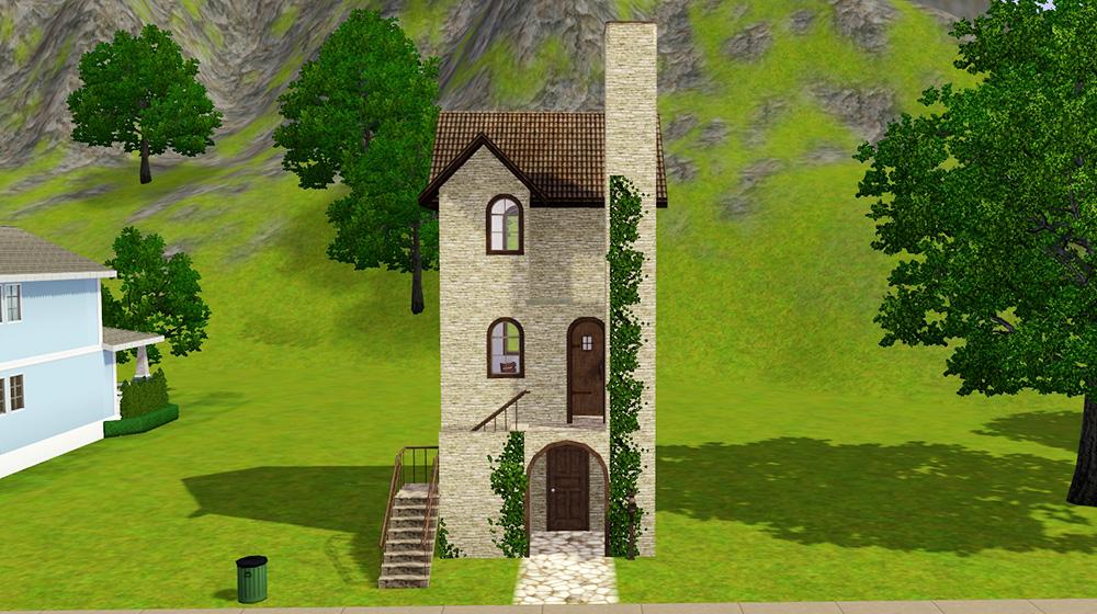 魔女の家 -建築マラソン