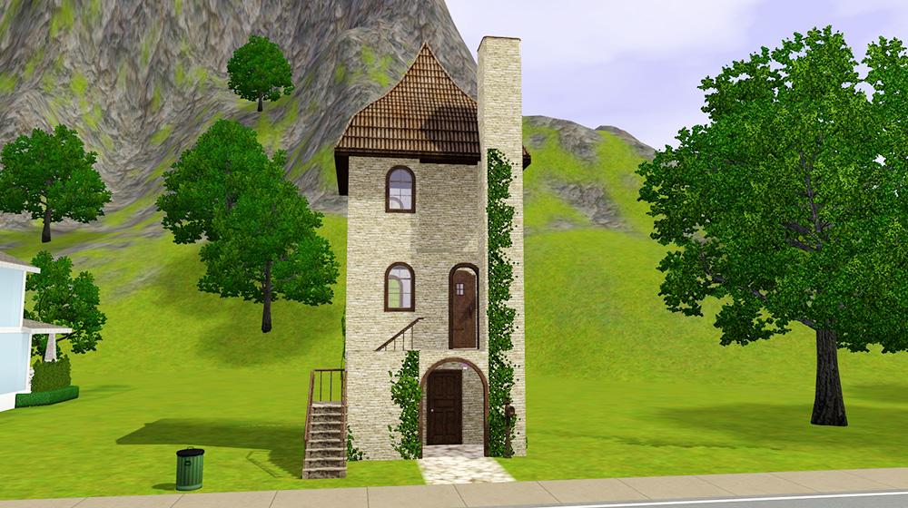 魔女の屋根